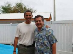 オバマ大統領も正月にハワイで休暇
