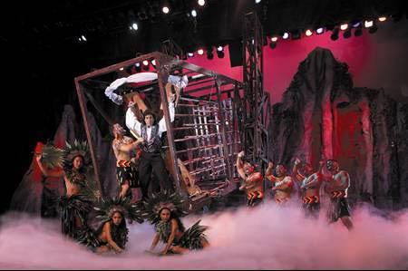 ハワイでマジックショー!?「マジック・オブ・ポリネシア」