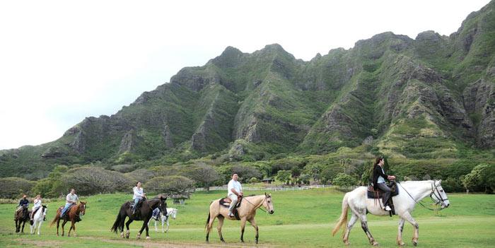 【ハワイを楽しむ50の方法】Vol.4 のんびりほっこりホーストレッキング