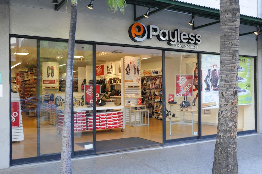 ペイレス・シューソース/Payless ShoeSource