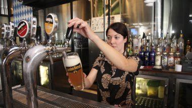 ゴードン・ビアージュ・ブルワリー/Gorden Biersch Brewery Restaurant