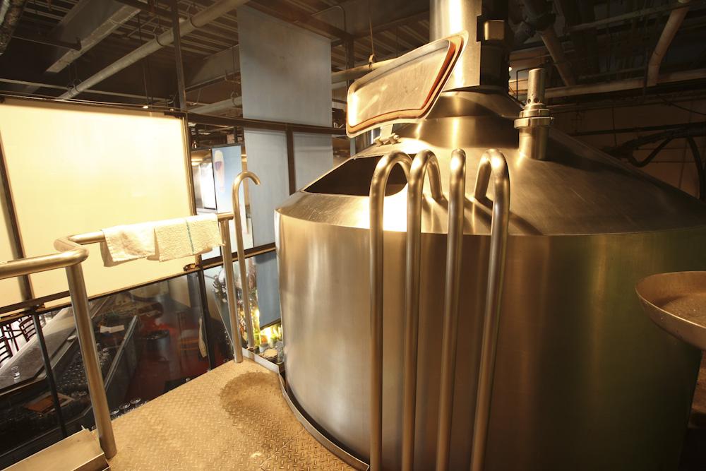 ゴードン・ビアーシュ・ブルワリー・レストラン/Gorden Biersch Brewery Restaurant