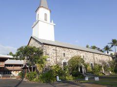 モクアイカウア教会/Mokuaikaua Church