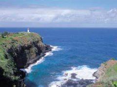 キラウエア灯台/Kilauea Lighthouse