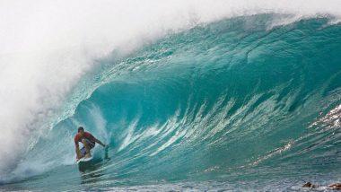 ノースショアでサーフィン観戦①_世界レベルを観戦