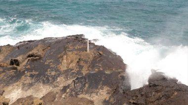 ハロナ潮吹き穴/Halona Blowhole