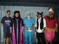 10/31アトランティス・ナバテック・クルーズで洋上ハロウィン開催