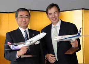 ANAとハワイアン航空が、提携にむけ合意