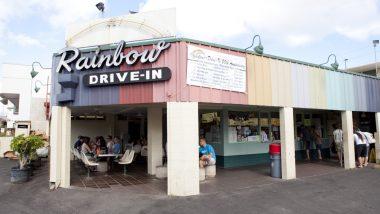 ローカルフードの有名店「レインボー・ドライブ・イン」2号店がワイキキに登場