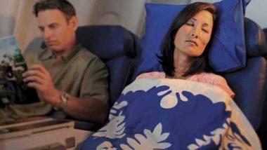 ハワイアン航空が羽田-ホノルル便の機内サービスを発表