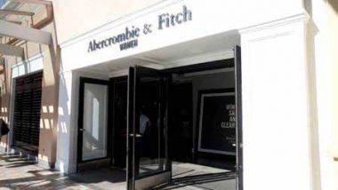 アバクロンビー&フィッチ/Abercrombie & Fitch