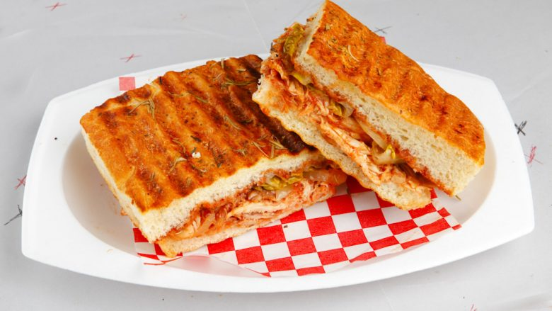 パニーニ・グリル・サンドイッチ/Panini Grill Sandwiches