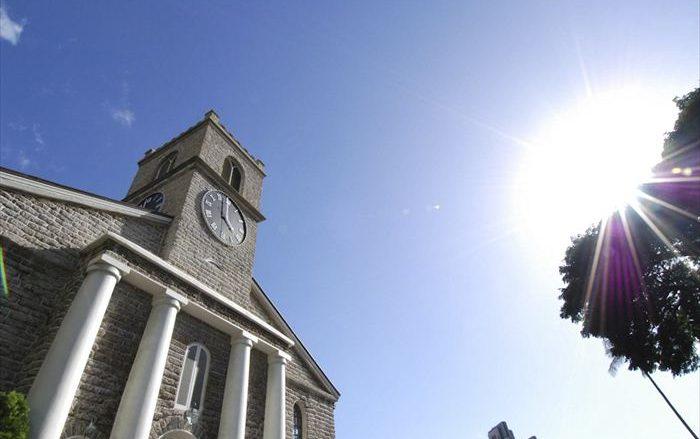 カワイアハオ教会/Kawaiahao Church