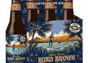 ハワイの名醸造所から、ココナッツの香り豊かな新ビールが登場