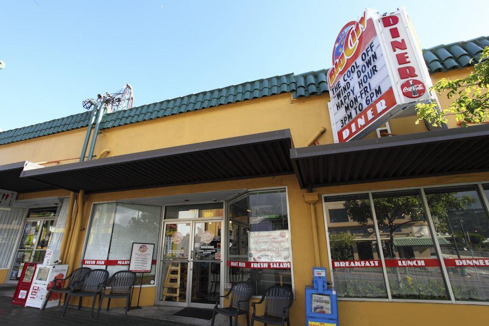 ビッグ・シティ・ダイナー/Big City Diner