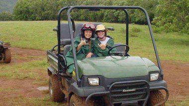 ATVキプ・ランチ・アドベンチャー /ATV Kipu Ranch Adventure
