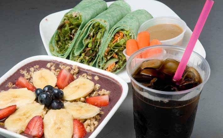 ハワイでオーガニックを楽しむなら! マリーズ・ヘルス・フード・オーガニック・カフェ(Marie's Health Foods Organic Café)