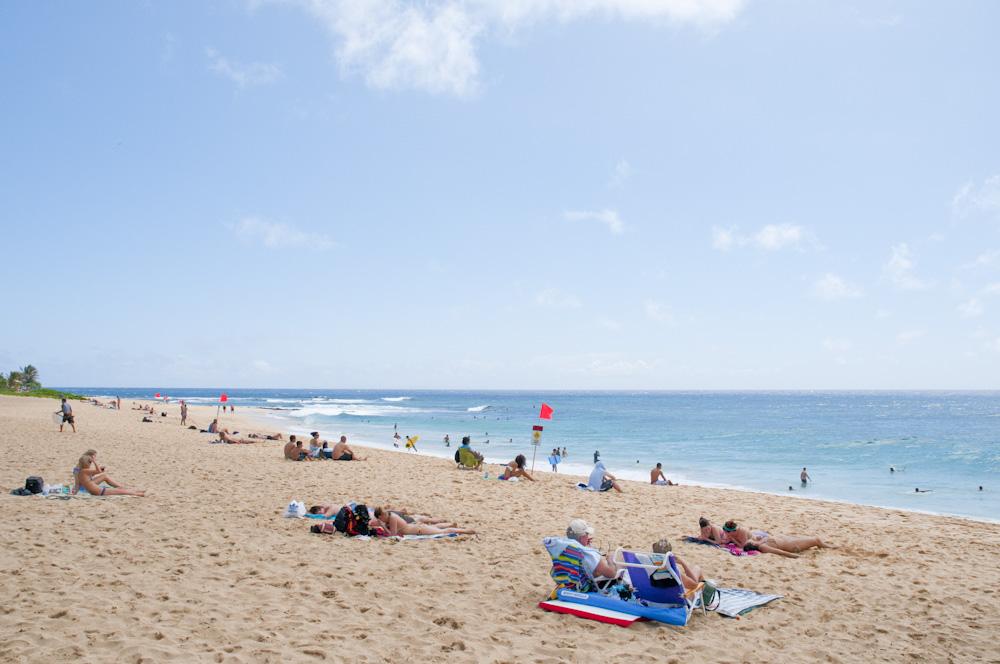 サンディ・ビーチ/Sandy Beach