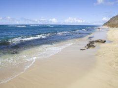 ダイヤモンド・ヘッド・ビーチ・パーク/Diamond Head Beach Park