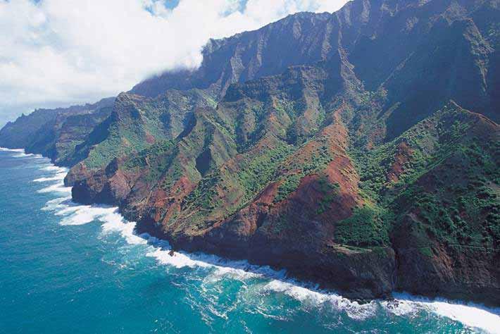 ナ・パリ・コースト/Na Pali Coast