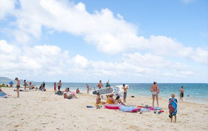 ラニカイ・ビーチ/Lanikai Beach