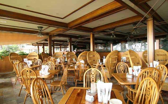 コナ・イン/Kona Inn Restaurant
