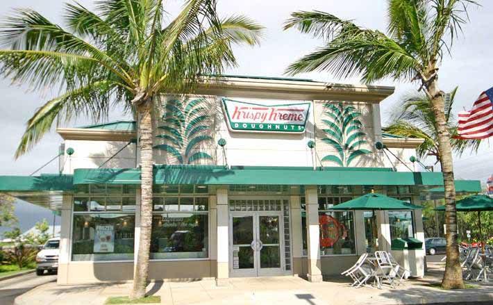 クリスピー・クリーム/Krispy Kreme Doughnuts
