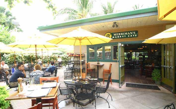 メリマンズ・マーケット・カフェ/Merriman's Market Café