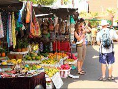Kona Farmers' Market/コナ・ファーマーズ・マーケット