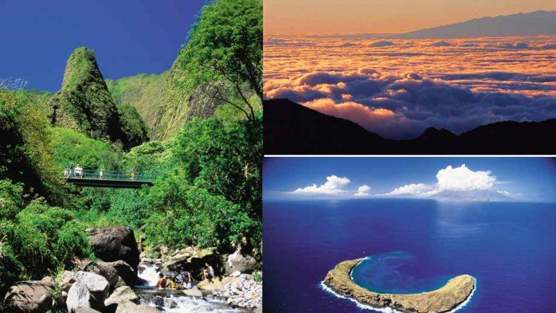 【ハワイを楽しむ50の方法】 Vol.27 変化に富んだ「渓谷の島」マウイ