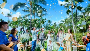 【2020最新版】ハワイで結婚式を挙げたい人必見!式場や費用をご紹介