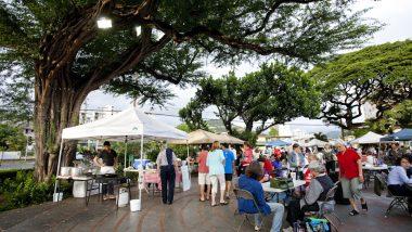 マキキ・ファーマーズ・マーケット/Makiki Farmers Market