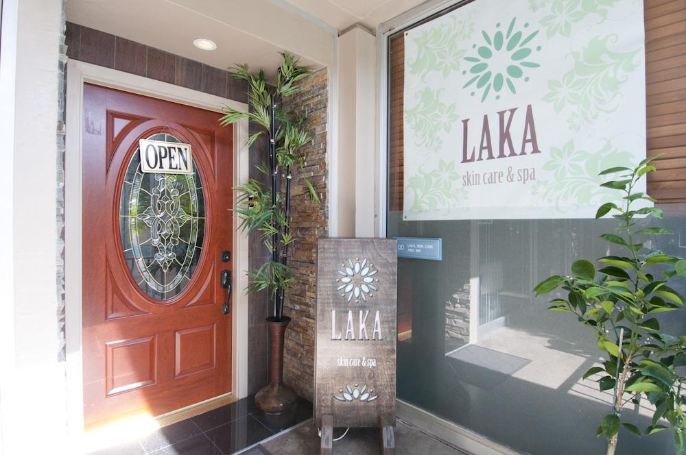 スキンケア&スパ/LAKA skin care & spa