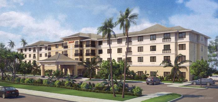 マウイ島カフルイ空港近くに新ホテルがグランドオープン