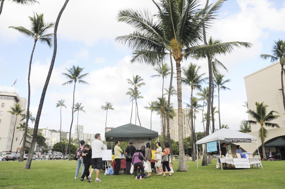 ホノルル・ファーマーズ・マーケット/Honolulu Farmers' Market