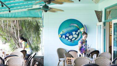 ハレイワ・ジョーズ・シーフード・グリル/Haleiwa Joe's Seafood Grill