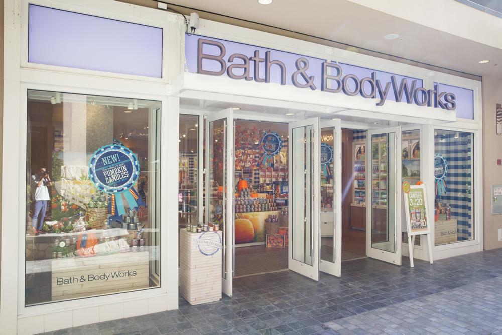 バス&ボディ・ワークス/BATH BODY WORKS