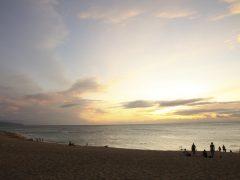 サンセット・ビーチ/Sunset Beach