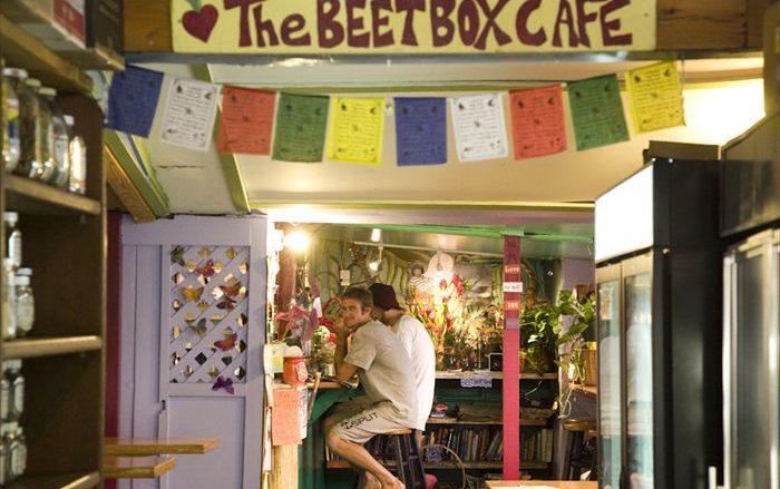 ザ・ビートボックス カフェ/The Beetbox Cafe