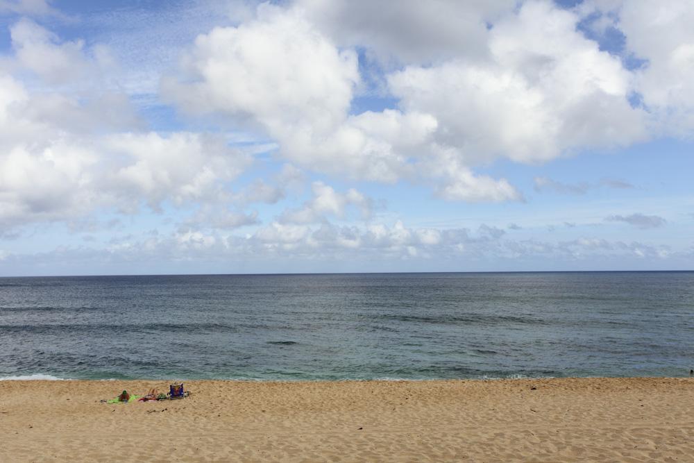 エフカイ・ビーチ/Ehukai Beach