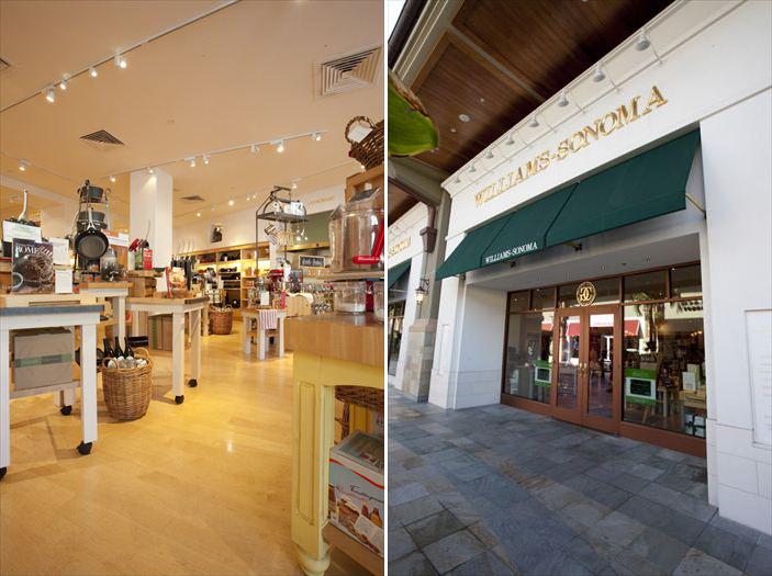 Williams-Sonoma 店舗