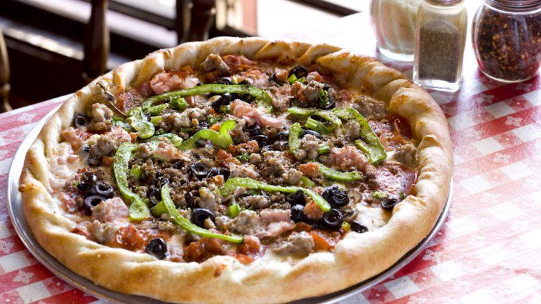 ブリック・オーブン・ピッツァ/Brick Oven Pizza
