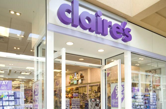 クレアーズ/Claire's