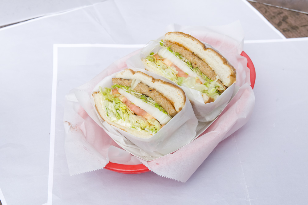 デュアンズ・オノ・チャー・バーガー/Duane's Ono-char Burger