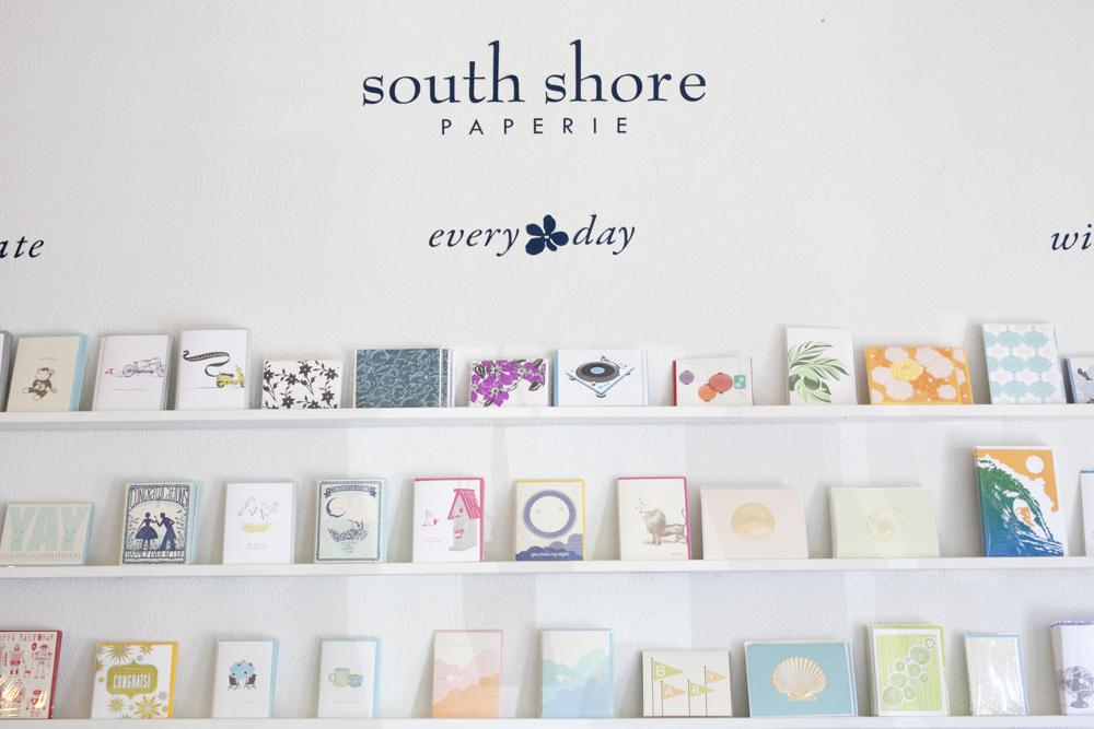 サウス・ショア・ペーパリー/South Shore Paperie