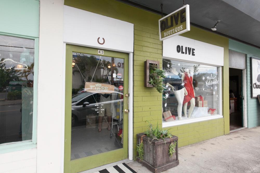 オリーブ・ブティック/Olive Boutique