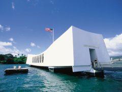 アリゾナ記念館/The USS.Arizona Memorial
