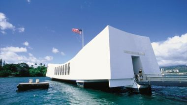 アリゾナ記念館/The USS.Arizona Memorial