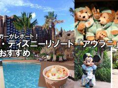 現地ブロガーがレポート! ハワイ・ディズニーリゾート「アウラニ」のココがおすすめ