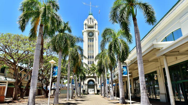 アロハ・タワー/Aloha Tower